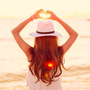 After accessing the Akashic Records you feel a great expansion of love in your heart